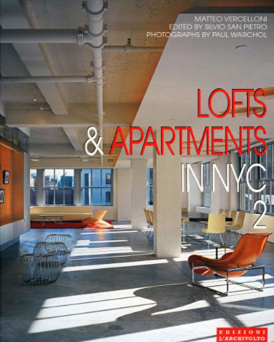 lofts and apartments, nyc